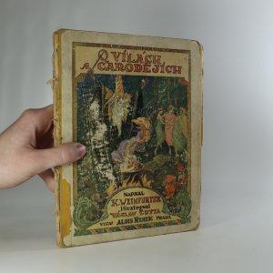 náhled knihy - O vílách a čarodějích