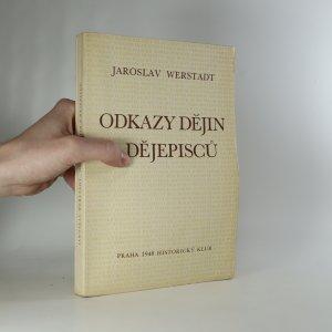 náhled knihy - Odkazy dějin a dějepisců