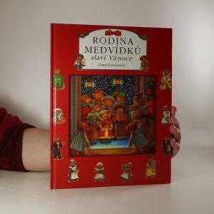 náhled knihy - Rodina medvídků slaví Vánoce