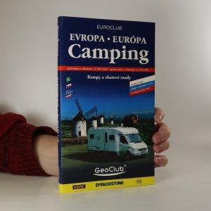 náhled knihy - Evropa Camping. Kempy a chatové osady