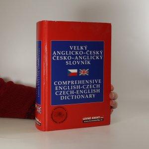 náhled knihy - Velký anglicko-český, česko-anglický slovník