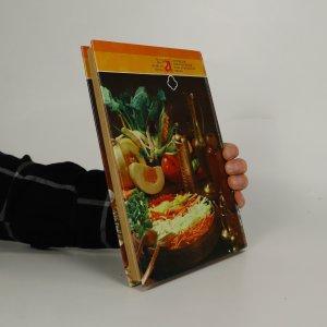 antikvární kniha Variace na kuchyně Orientu, 1983