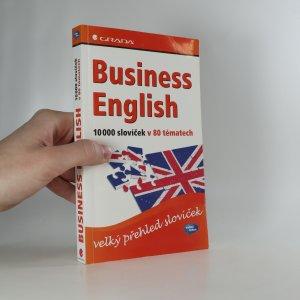 náhled knihy - Business English. 10 000 slovíček v 80 tématech