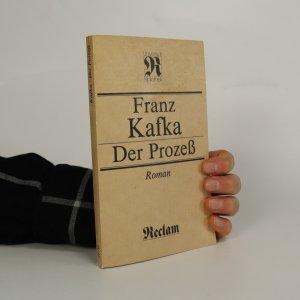 náhled knihy - Der Prozeß