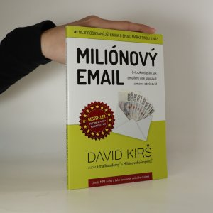 náhled knihy - Miliónový email. Manuál email marketingu pro firmy a podnikatele