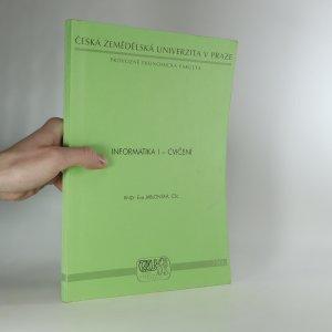 náhled knihy - Infromatika I. Cvičení