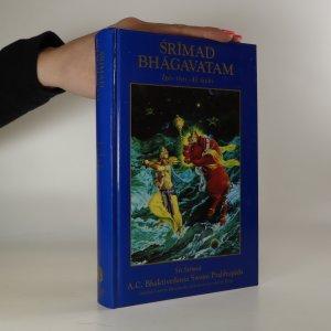 náhled knihy - Śrímad Bhágavatam. Zpěv třetí. Díl druhý