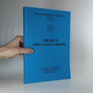 náhled knihy - Chemie II. Organická chemie