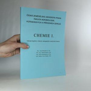 náhled knihy - Chemie I. Vybrané kapitoly z obecné, anorganické a analytické chemie