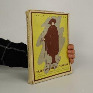 náhled knihy - Tajemství Nikota Ninonty