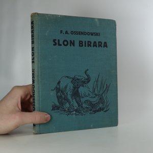 náhled knihy - Slon Birara
