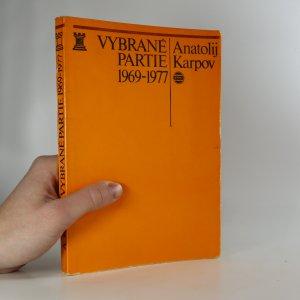 náhled knihy - Vybrané partie 1969-1977