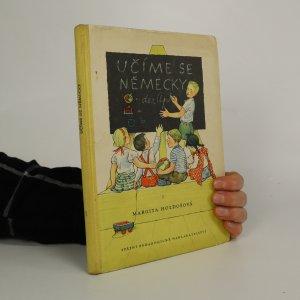 náhled knihy - Učíme se německy 1. díl