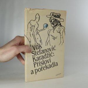 náhled knihy - Přísloví a pořekadla