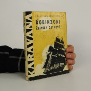 náhled knihy - Robinzoni Želvích ostrovů