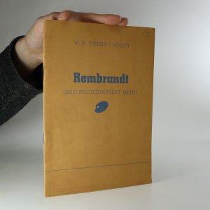 náhled knihy - Rembrandt jako protestantský mistr