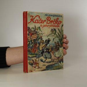 náhled knihy - Kačer Brčko a jeho přátelé