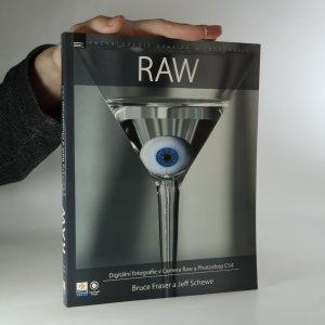 náhled knihy - RAW. Digitální fotografie v Camera Raw a Photoshop CS4