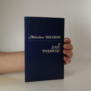 náhled knihy - Život posmrtný