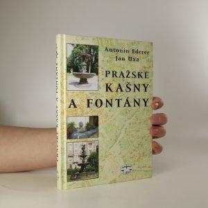 náhled knihy - Pražské kašny a fontány