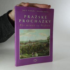 náhled knihy - Pražské procházky. Pět minut za Prahou