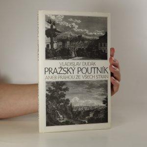 náhled knihy - Pražský poutník. Prahou ze všech stran