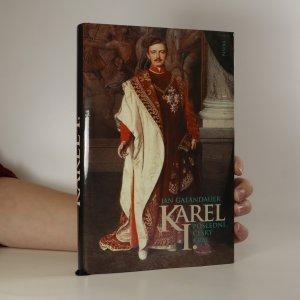 náhled knihy - Karel I. Poslední český král
