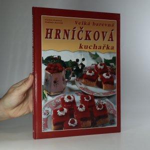 náhled knihy - Velká barevná hrníčková kuchařka