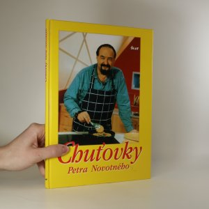 náhled knihy - Chuťovky Petra Novotného