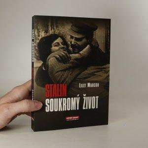 náhled knihy - Stalin. Soukromý život