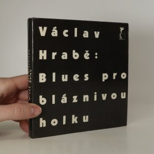 náhled knihy - Blues pro bláznivou holku