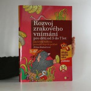 náhled knihy - Rozvoj zrakového vnímání pro děti od 5 do 7 let