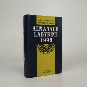 náhled knihy - Almanach Labyrint. Ročenka revue Labyrint. 7. ročník.