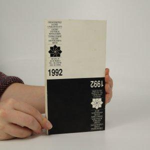 náhled knihy - Středoevropská Galerie a nakladatelství 1992