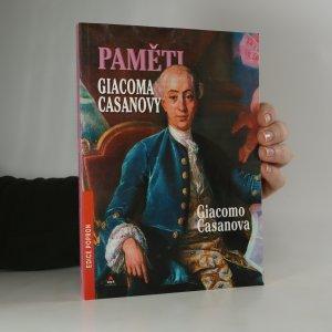náhled knihy - Paměti Giacoma Casanovy