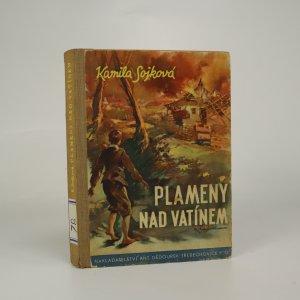 náhled knihy - Plameny nad Vatínem