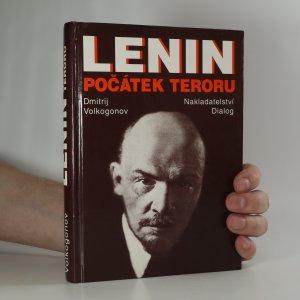 náhled knihy - Lenin. Počátek teroru