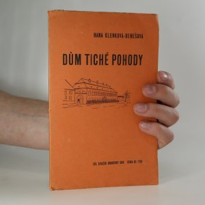 náhled knihy - Dům tiché pohody