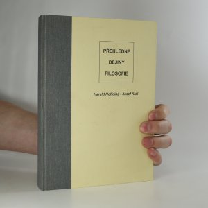 náhled knihy - Přehledné dějiny filosofie