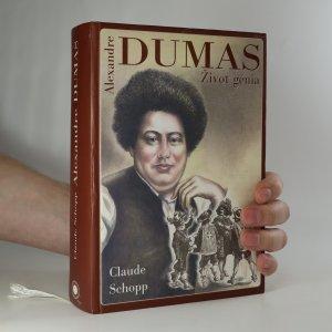 náhled knihy - Alexandre Dumas. Život génia
