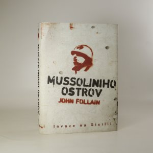 náhled knihy - Mussoliniho ostrov. Ivaze na Sicílii