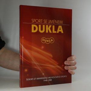 náhled knihy - Sport se jménem Dukla