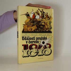 náhled knihy - Události pražské v červnu 1848