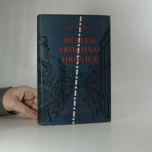 náhled knihy - Městem prochází hranice