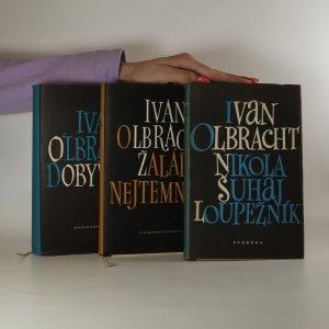 náhled knihy - 3x Ivan Olbracht