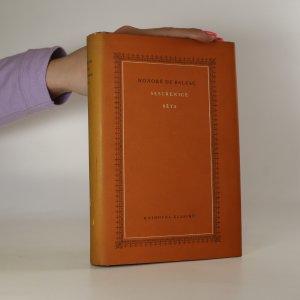 náhled knihy - Sestřenice Běta. 1. - 2. díl