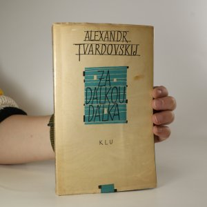 náhled knihy - Za dálkou dálka