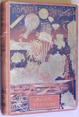 náhled knihy - Michal Strogov