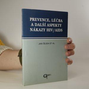 náhled knihy - Prevence, léčba a další aspekty nákazy HIV
