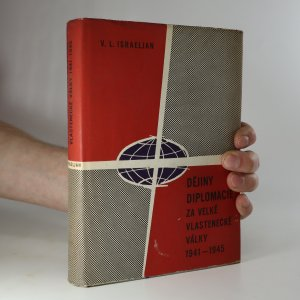 náhled knihy - Dějiny diplomacie za Velké vlastenecké války 1941-1945